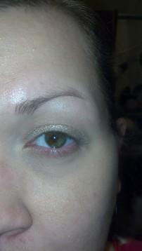 Bare Eyes - No Mascara