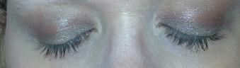 Primer+Cream Shadow+Eye Shadow AFTER 9 hours